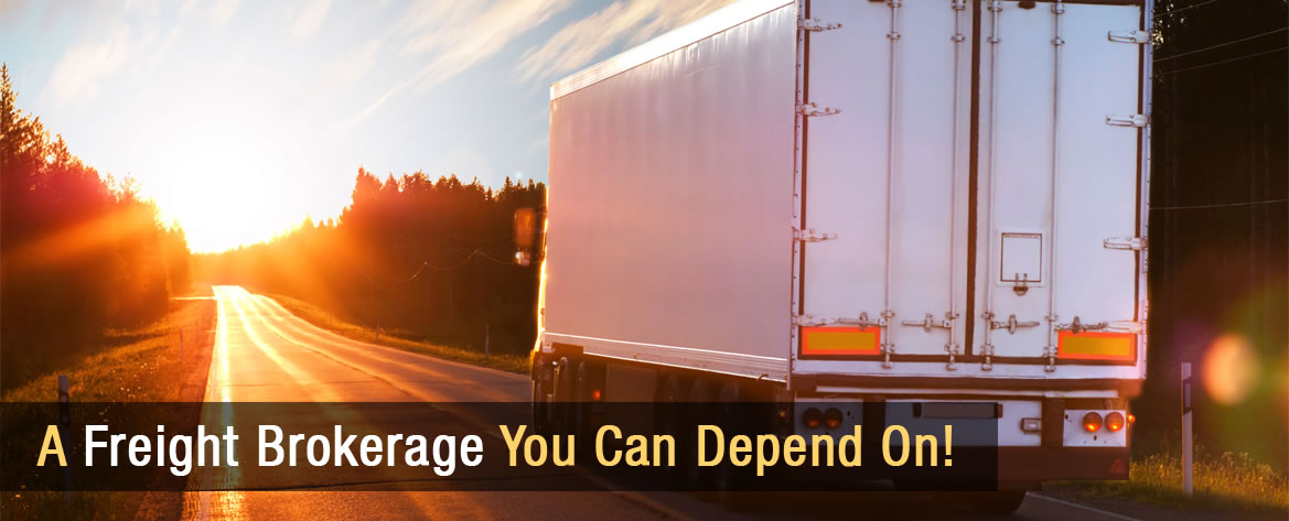 A Freight Brokerage you can Depend on