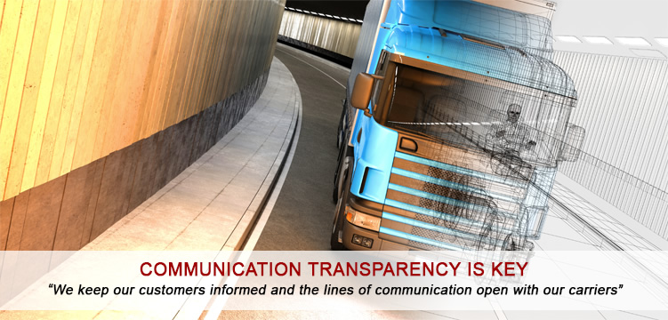 communication transparency is the key